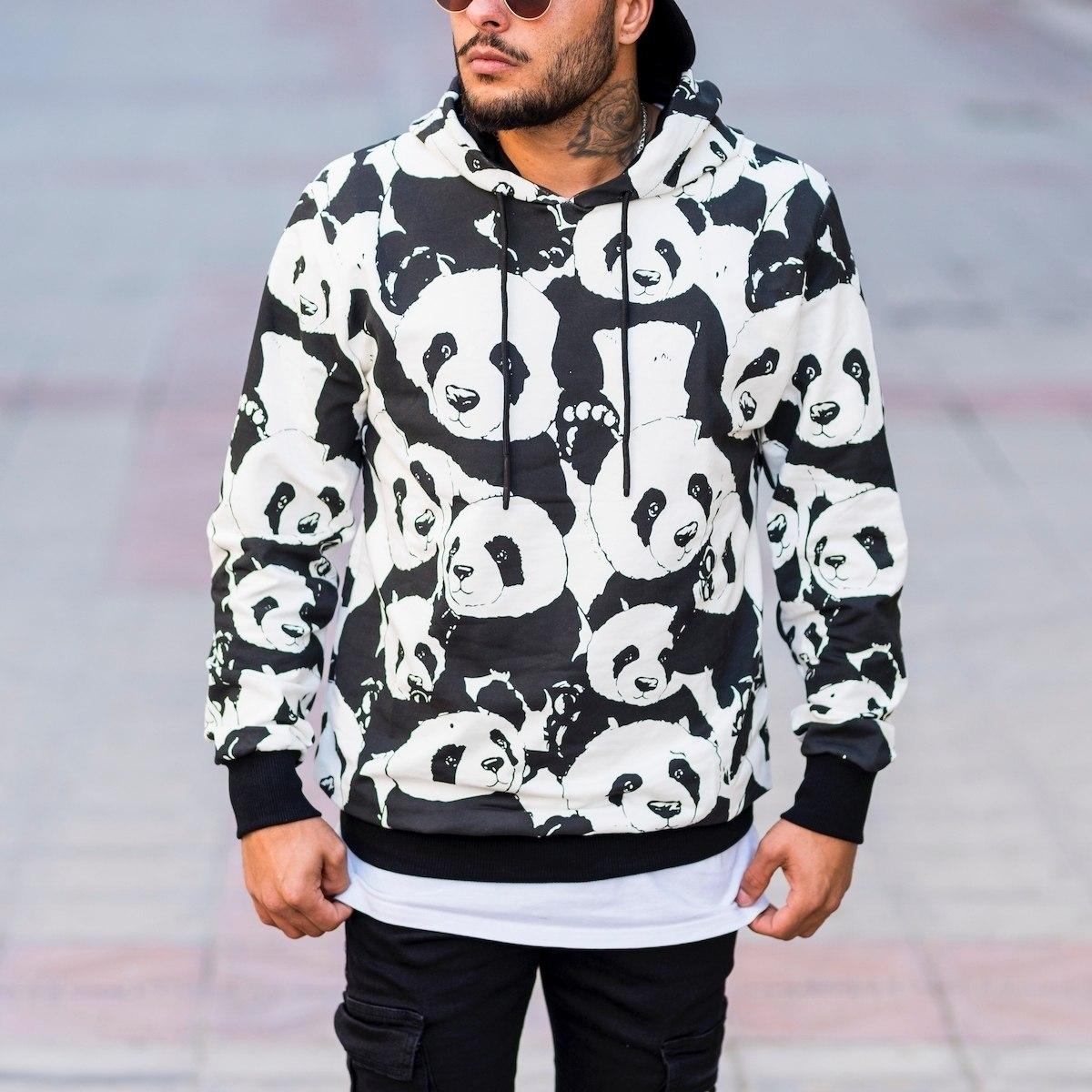 """Men's """"Panda"""" Sweatshirt"""