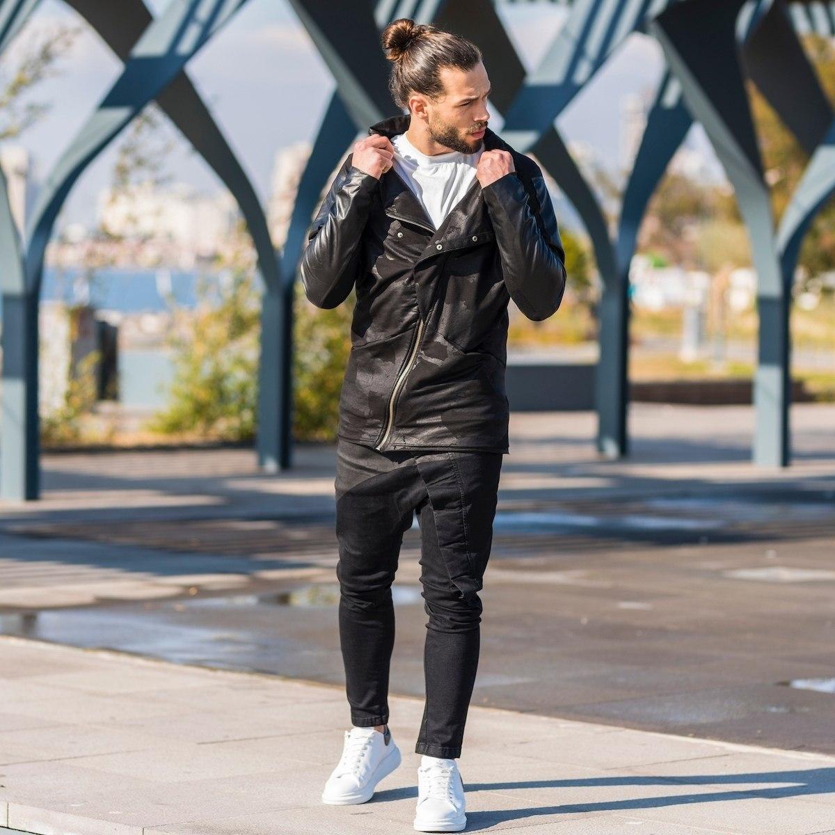 MV Premium Design Cardigan With Zipper Details