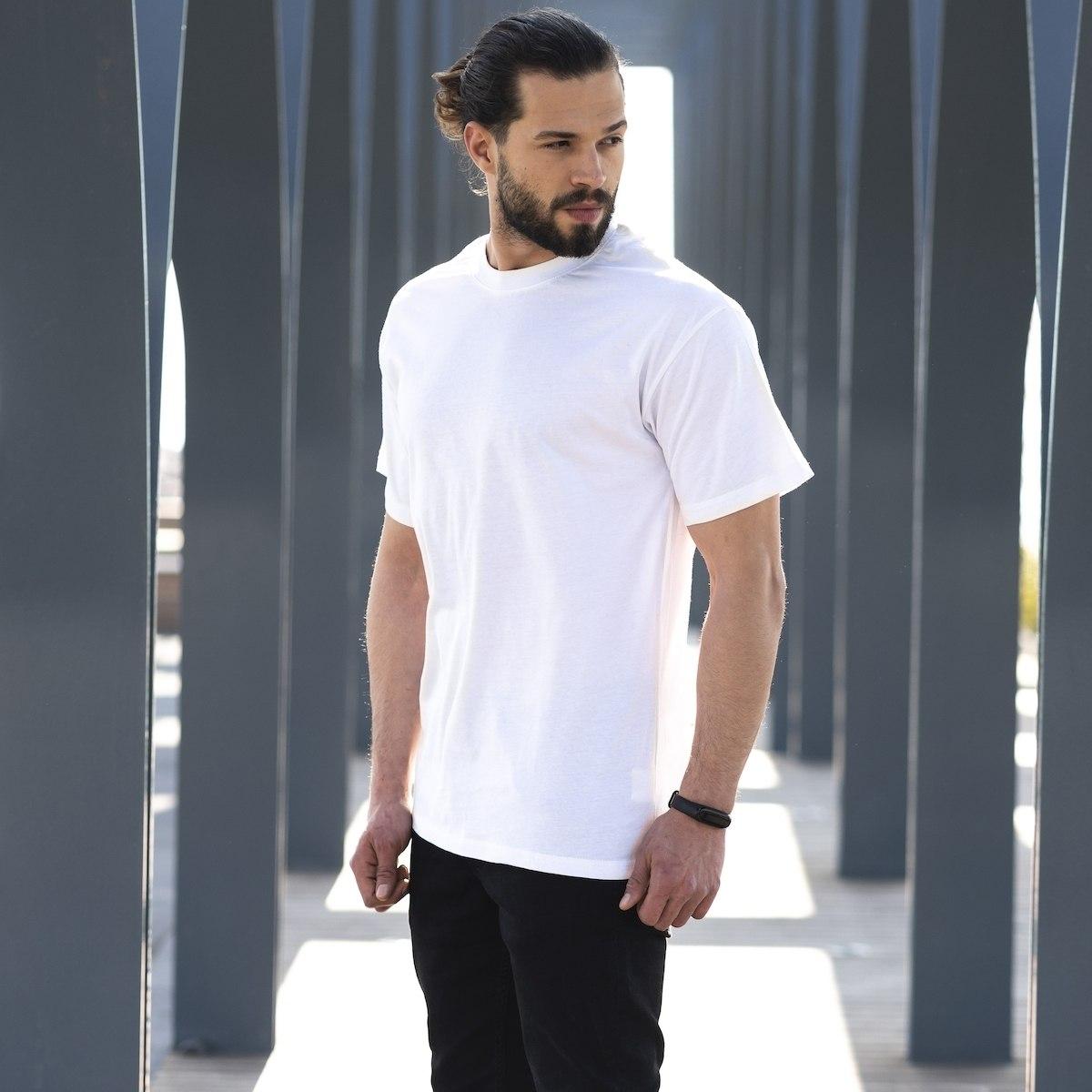 Men's Oversize T-shirt In...