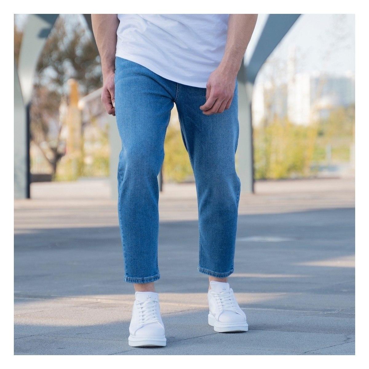 Men's Oversize Jeans In...