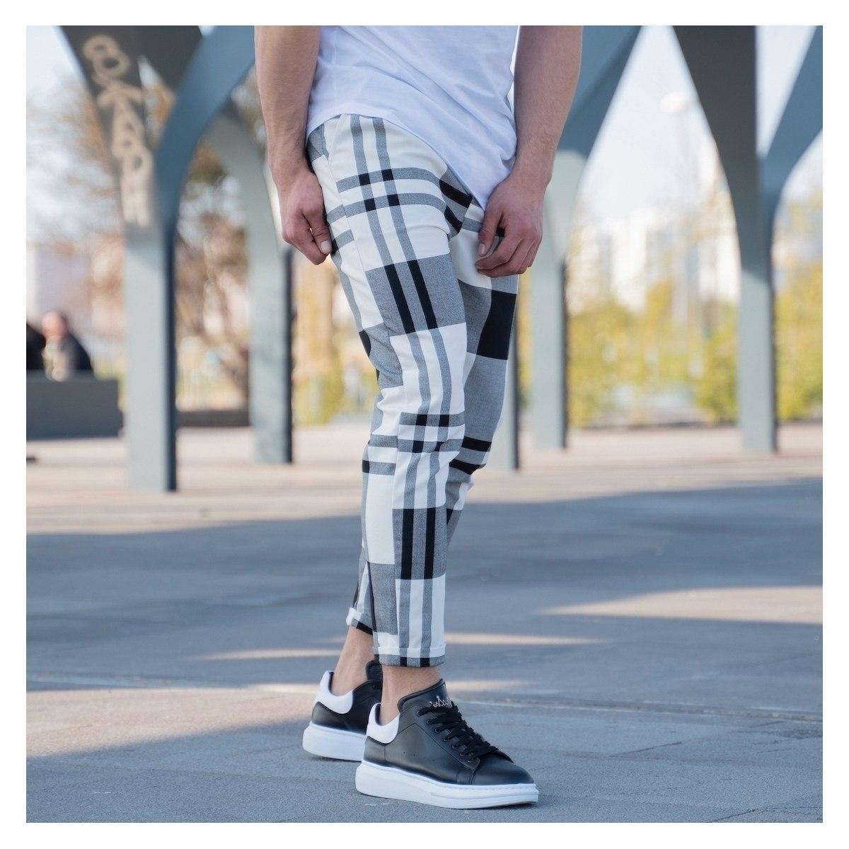 Men's Ecoset Trouser's In...