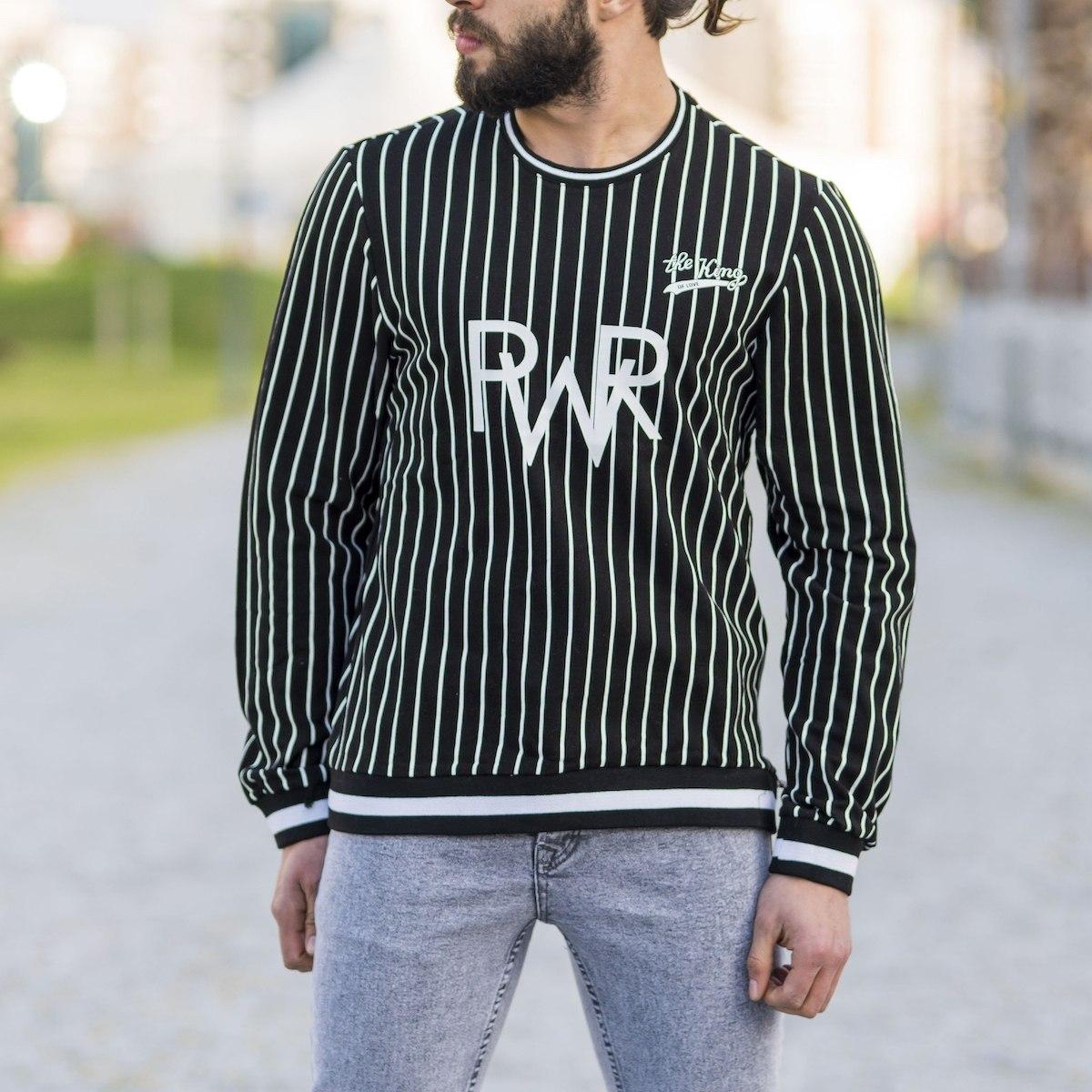 "Men's ""PWR"" Sweatshirt In..."