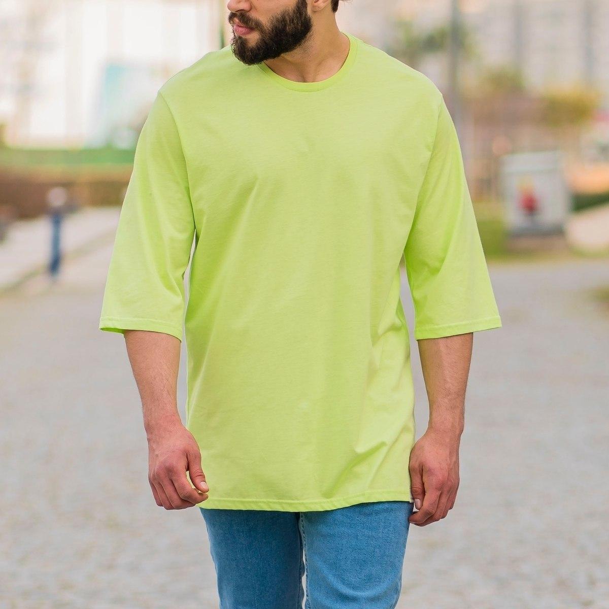 Men's Oversize Basic...