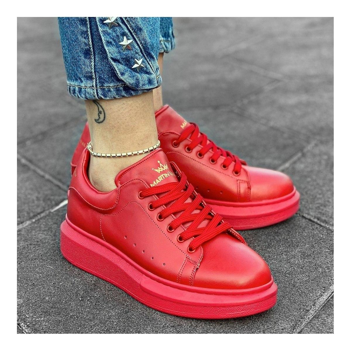 Woman's Hype Sole Sneakers...