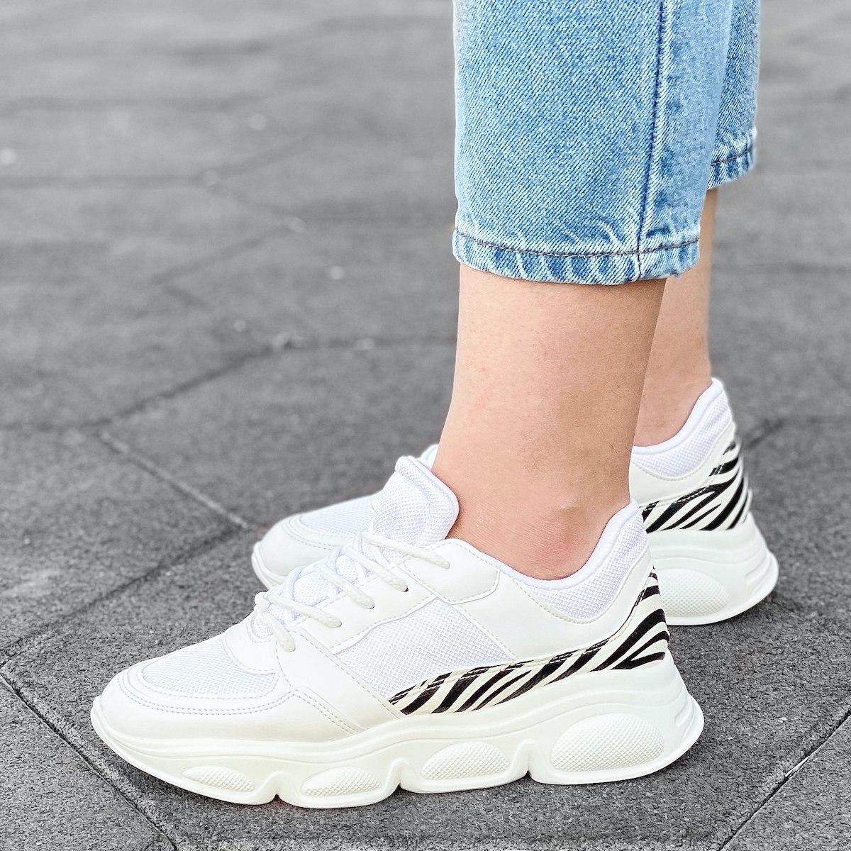 Women's High Sole Sneakers...