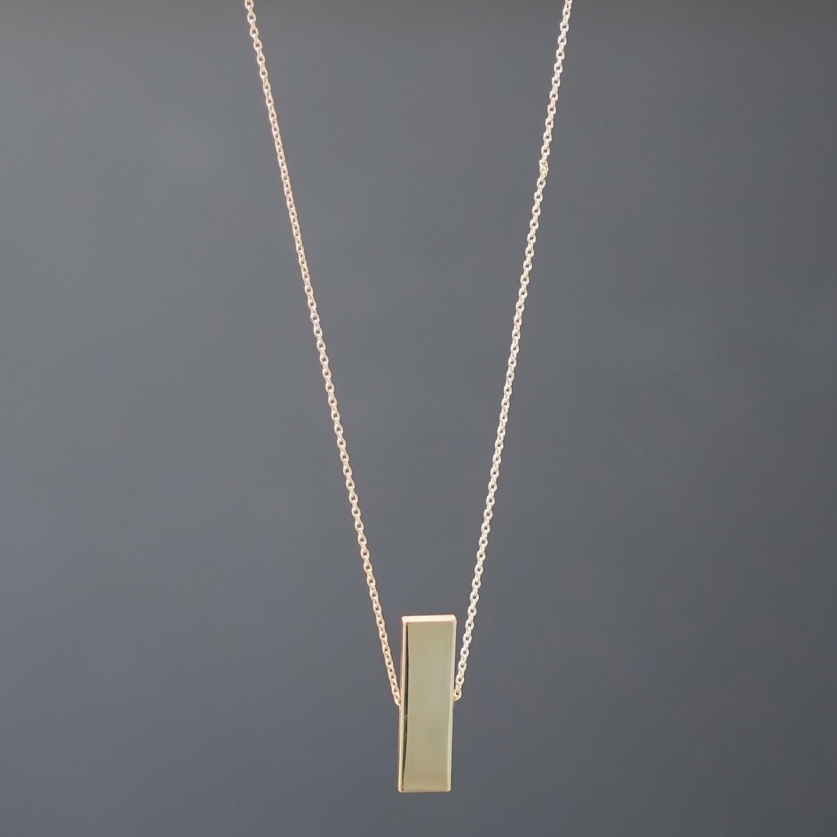 Men's Solid Gold Necklace