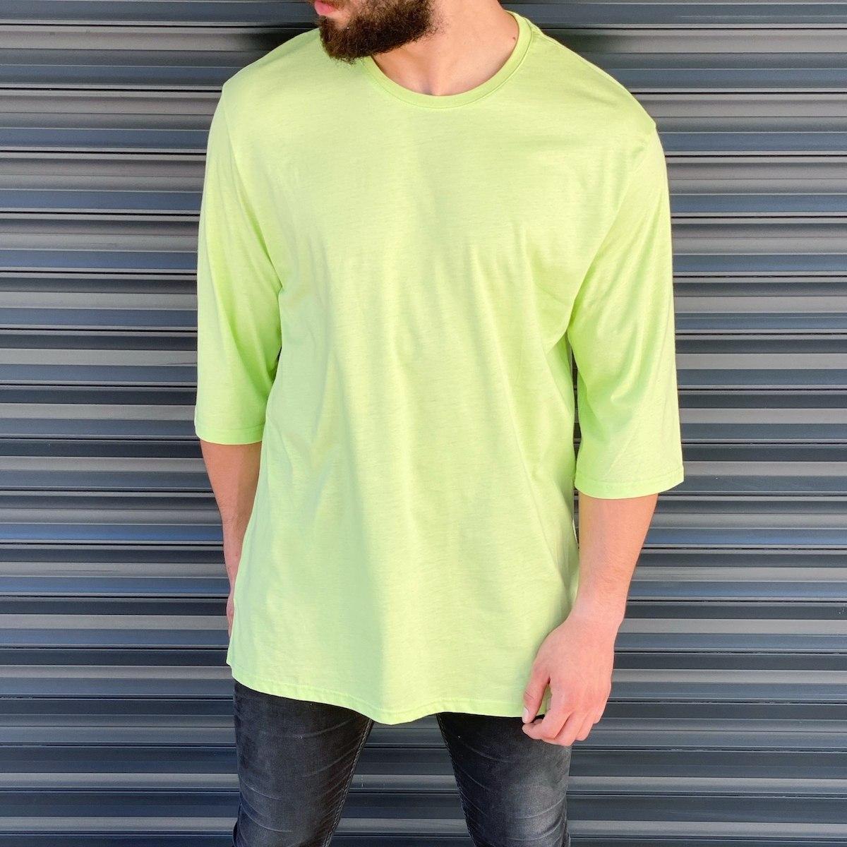 Herren Oversize T-Shirt in...