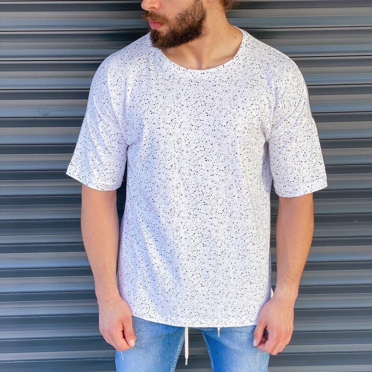 Herren Oversized T-Shirt...