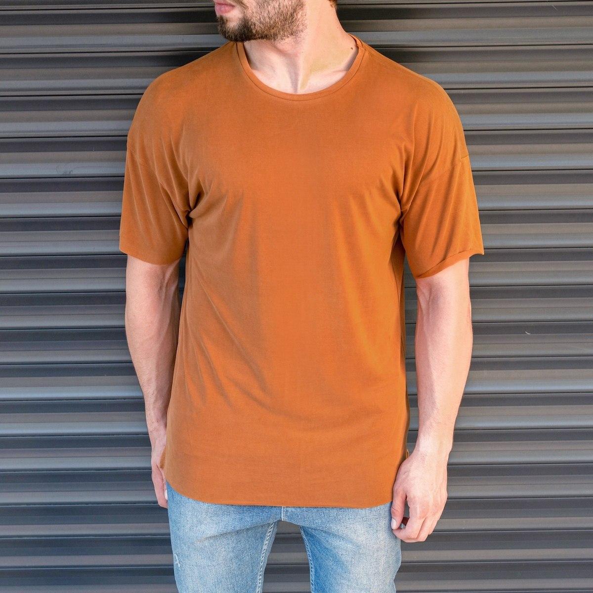 Men's Basic Oversize...
