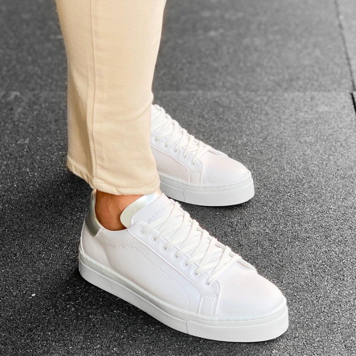 Herren Low-Top Sneakers in...