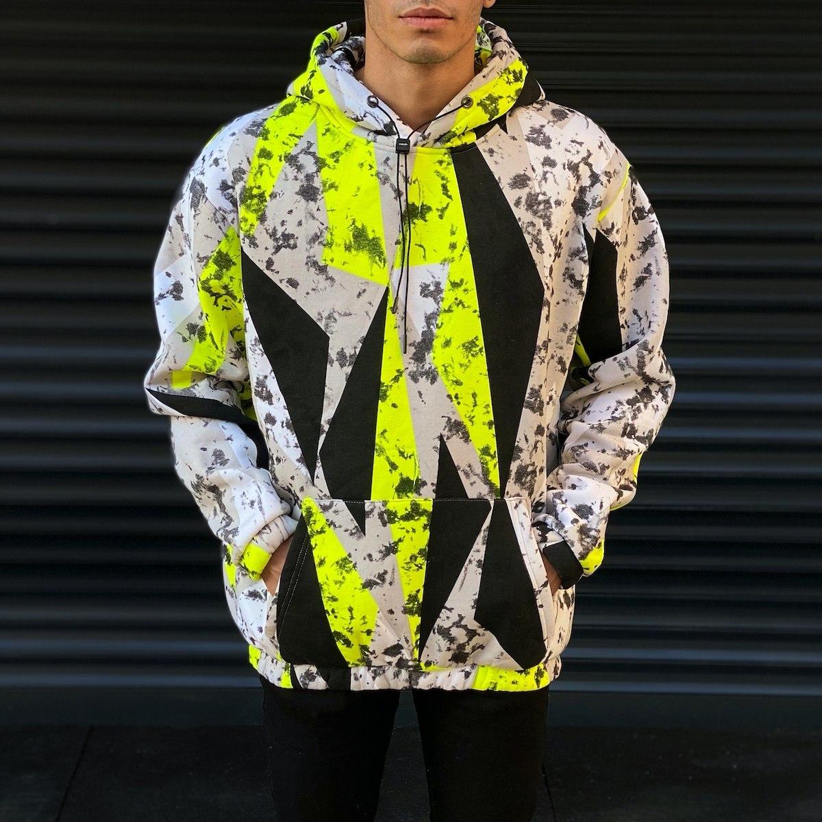 Men's Triangle Detailed Sweatshirt