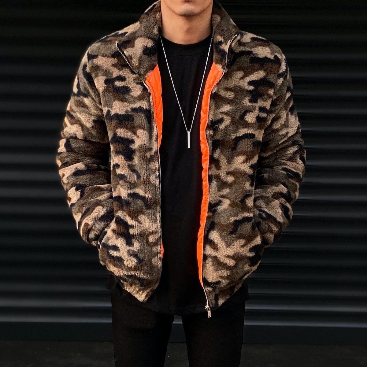 Men's Polar Jacket With...