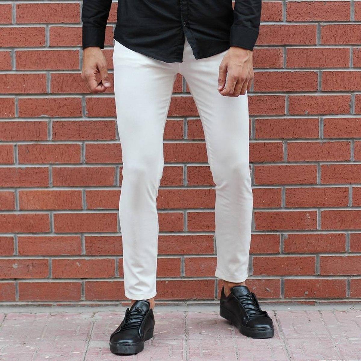 Men's Basic Stylish Skinny Jeans