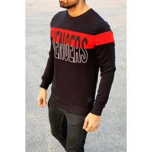 Evengers Sweatshirt in Black Mv Premium Brand - 2