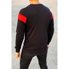 Evengers Sweatshirt in Black Mv Premium Brand - 3
