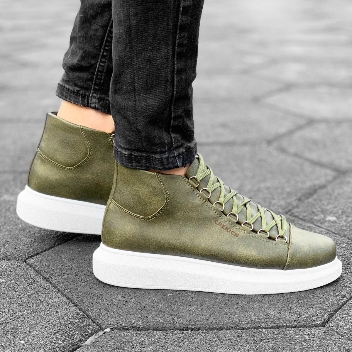 Boosted-Sole High Top...
