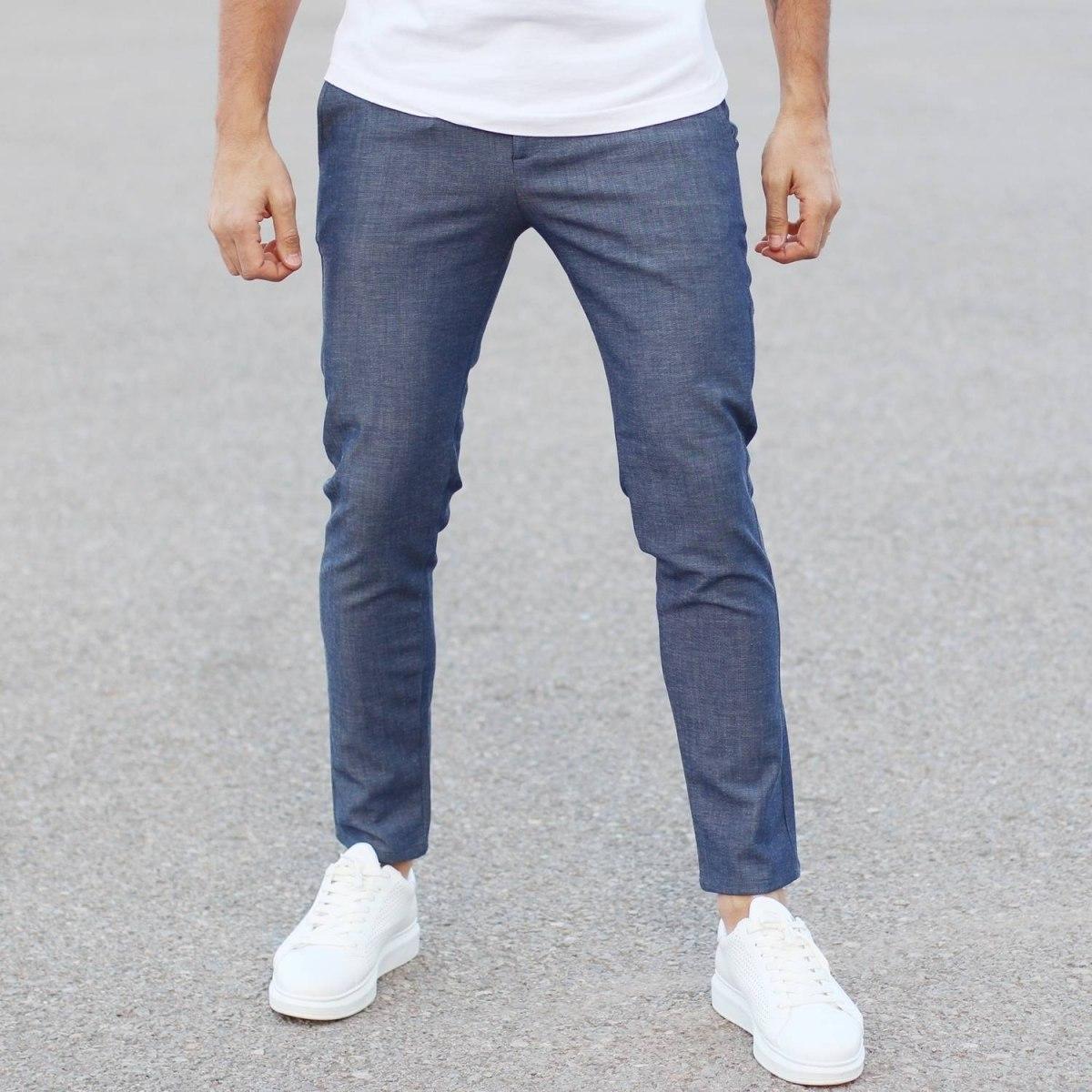 Slim Smart-Wear Pants in...