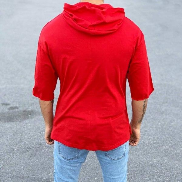 Men's Oversized Hooded...