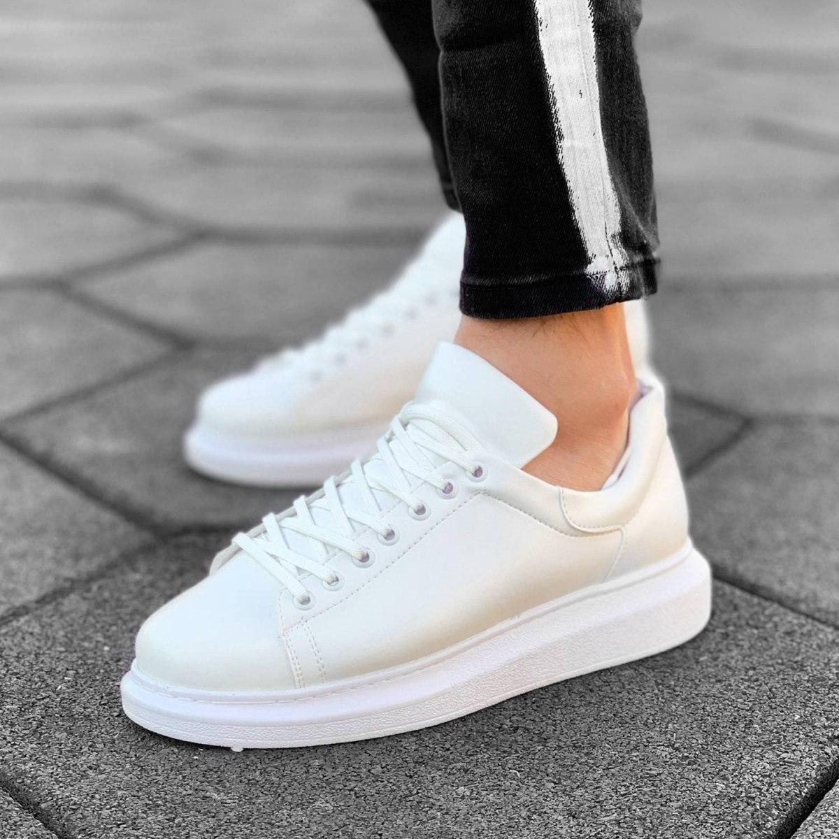 MV Whiteout Mega Sole Sneaker
