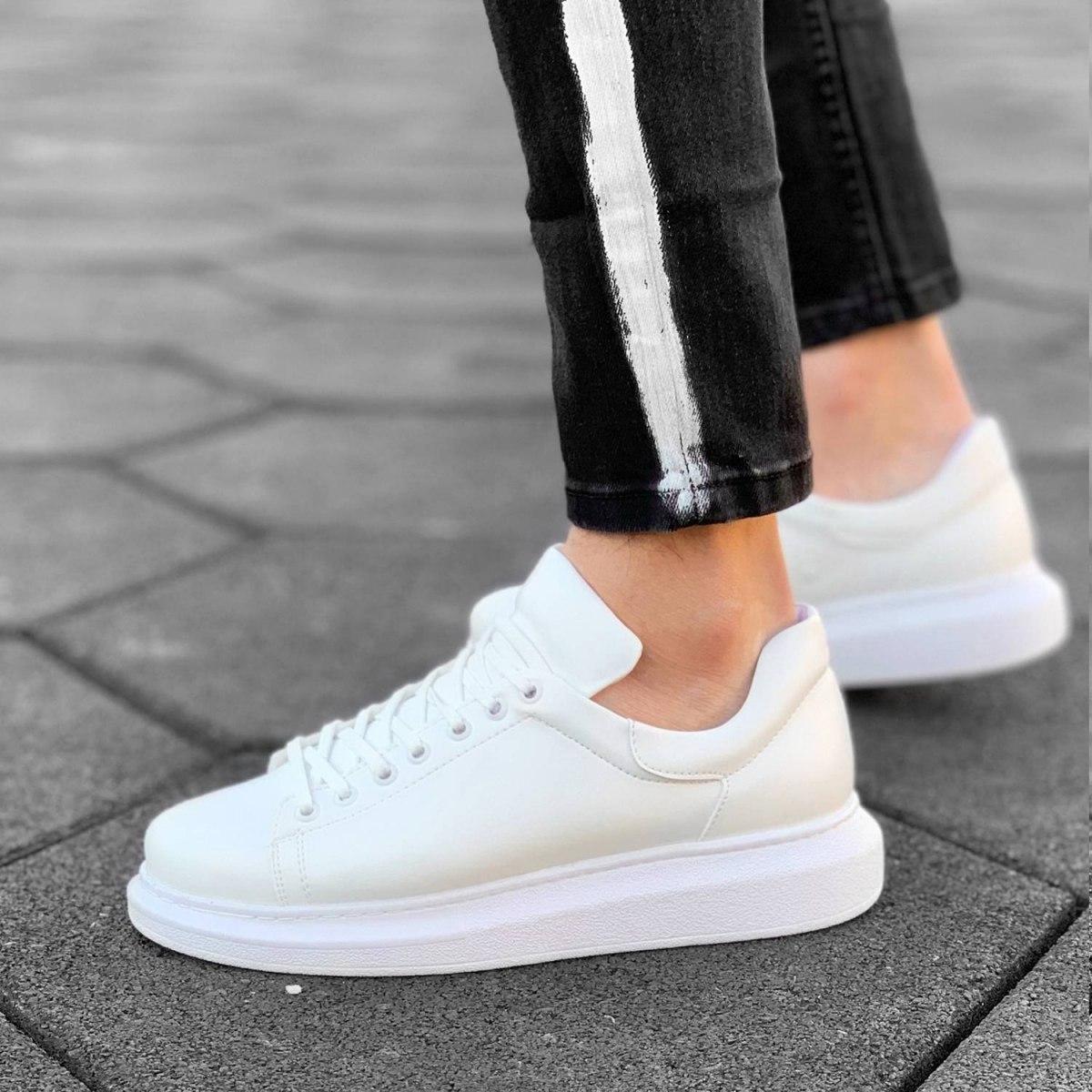 MV Whiteout Mega Sole Sneaker MV Sneaker Collection - 2