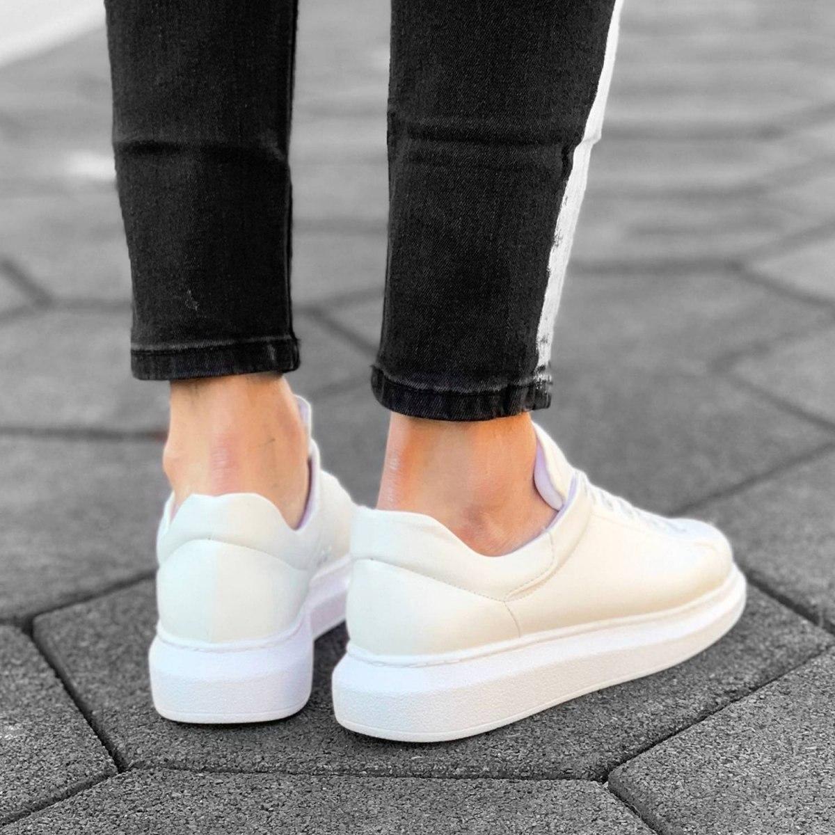 MV Whiteout Mega Sole Sneaker MV Sneaker Collection - 4