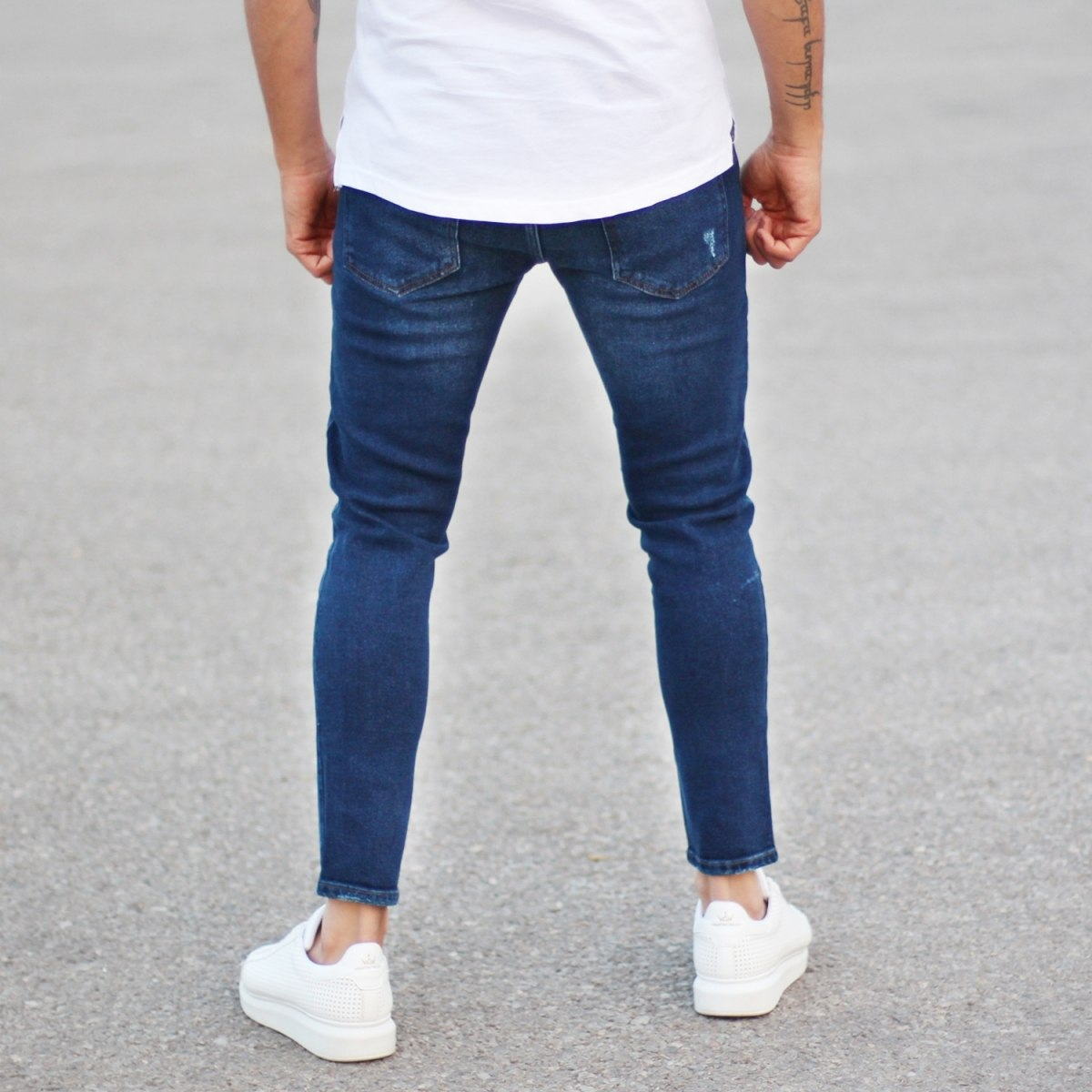 Men's Fashion Jeans With...