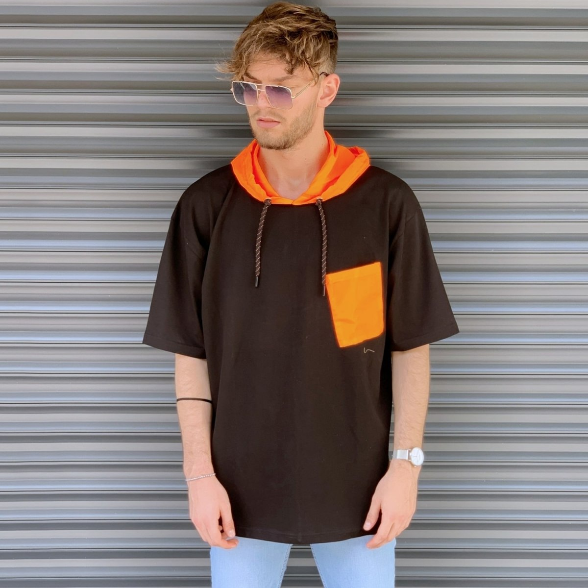 Men's Oversized T-Shirt...