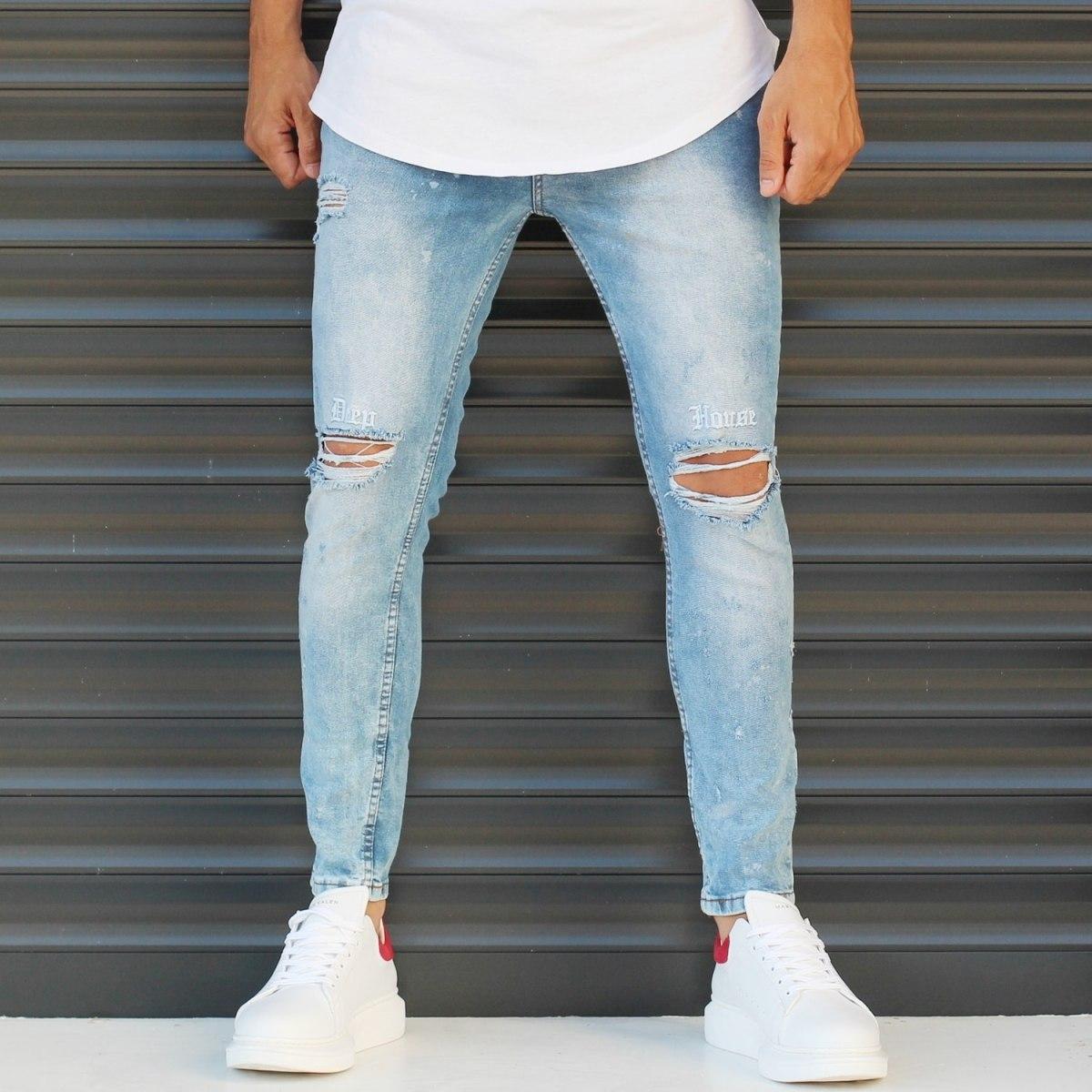 Men's Basic Narrow Leg...