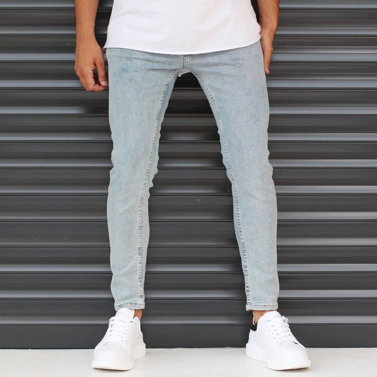 Men's Casual Slim Fit Sport...