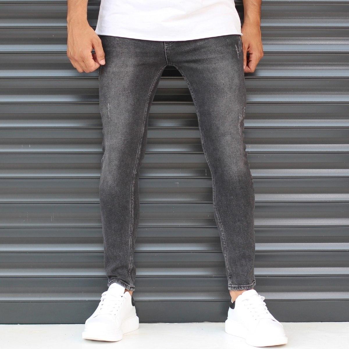 Men's Skinny Sport Jeans In...
