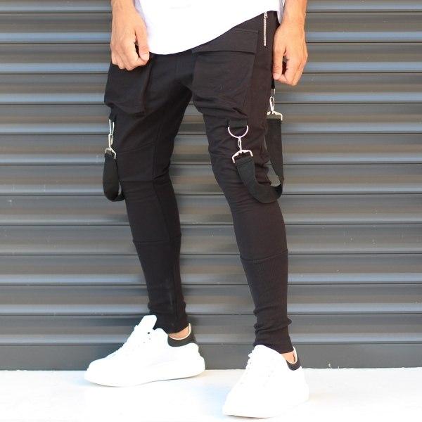 Men's Narrow Leg Strap...