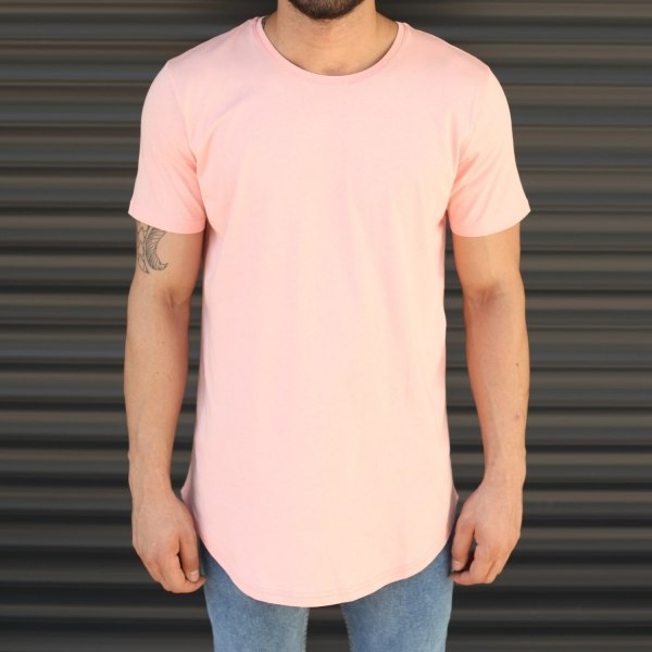 Herren Langes T-Shirt mit...