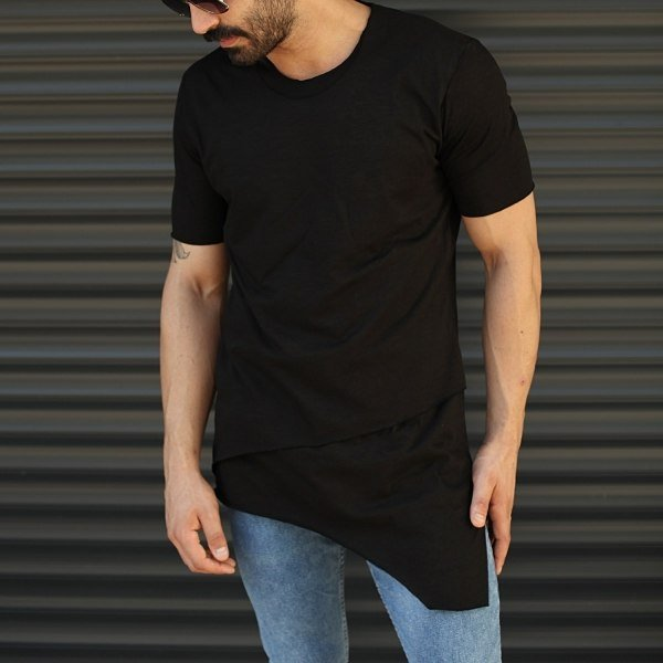 Homme Col Rond Coupe Slim...