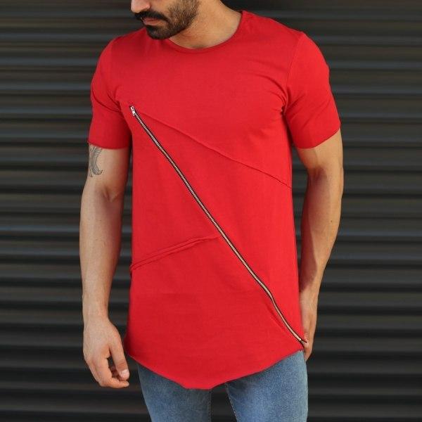 Hombre Camiseta Entallada...