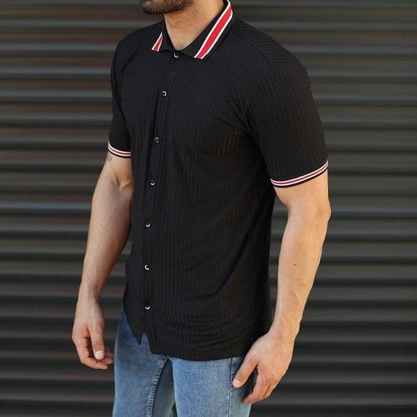 Hombre Camiseta Ajustado...