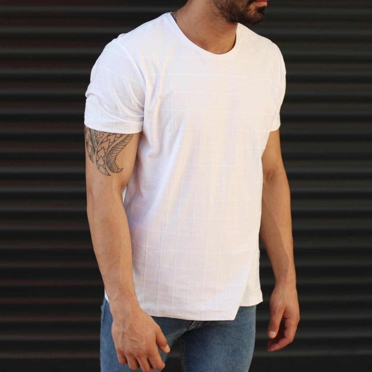 Hombre Camiseta Básica...