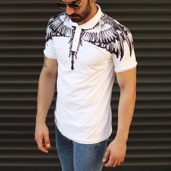 Hombre Camiseta Polo...
