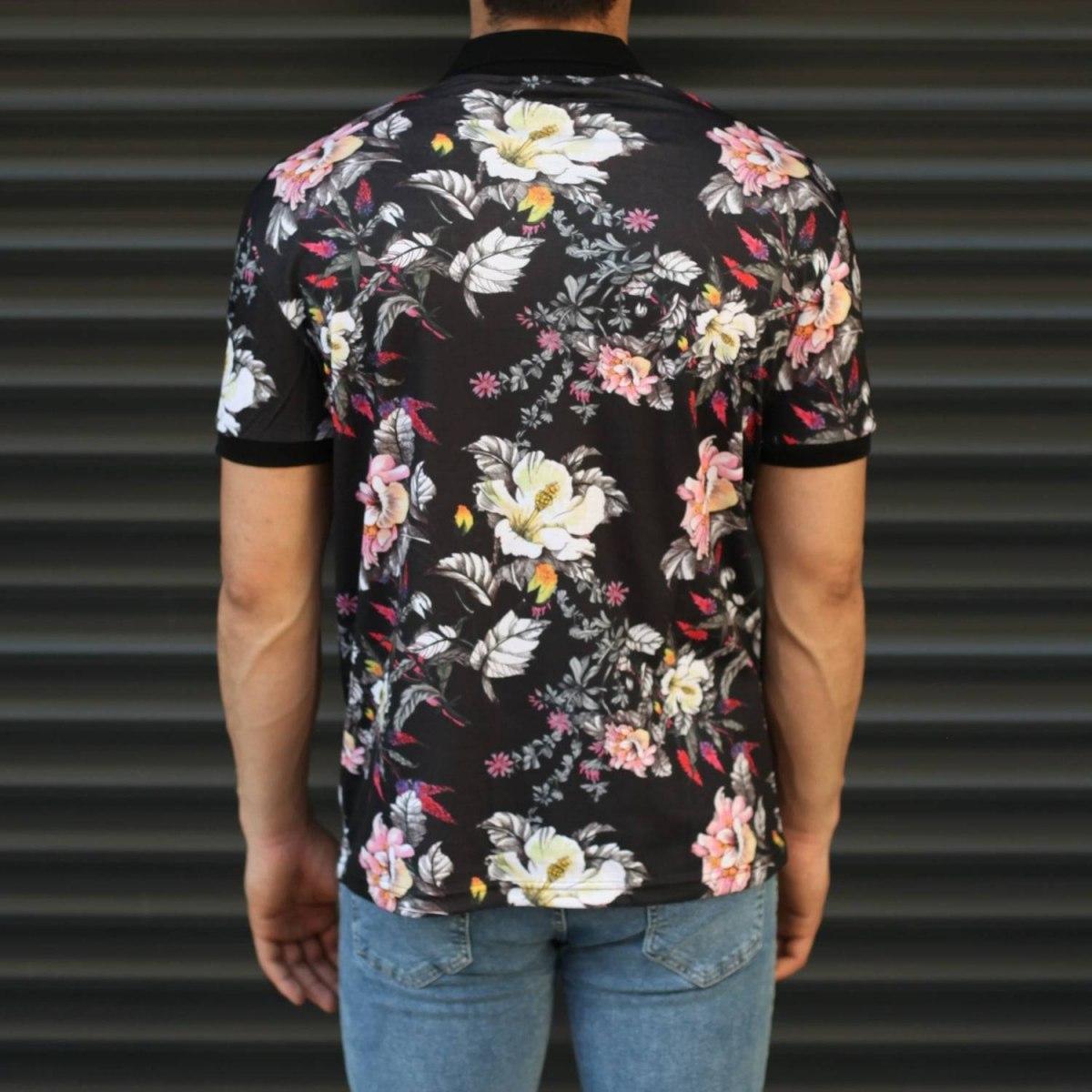 Men's Floral Pattern...