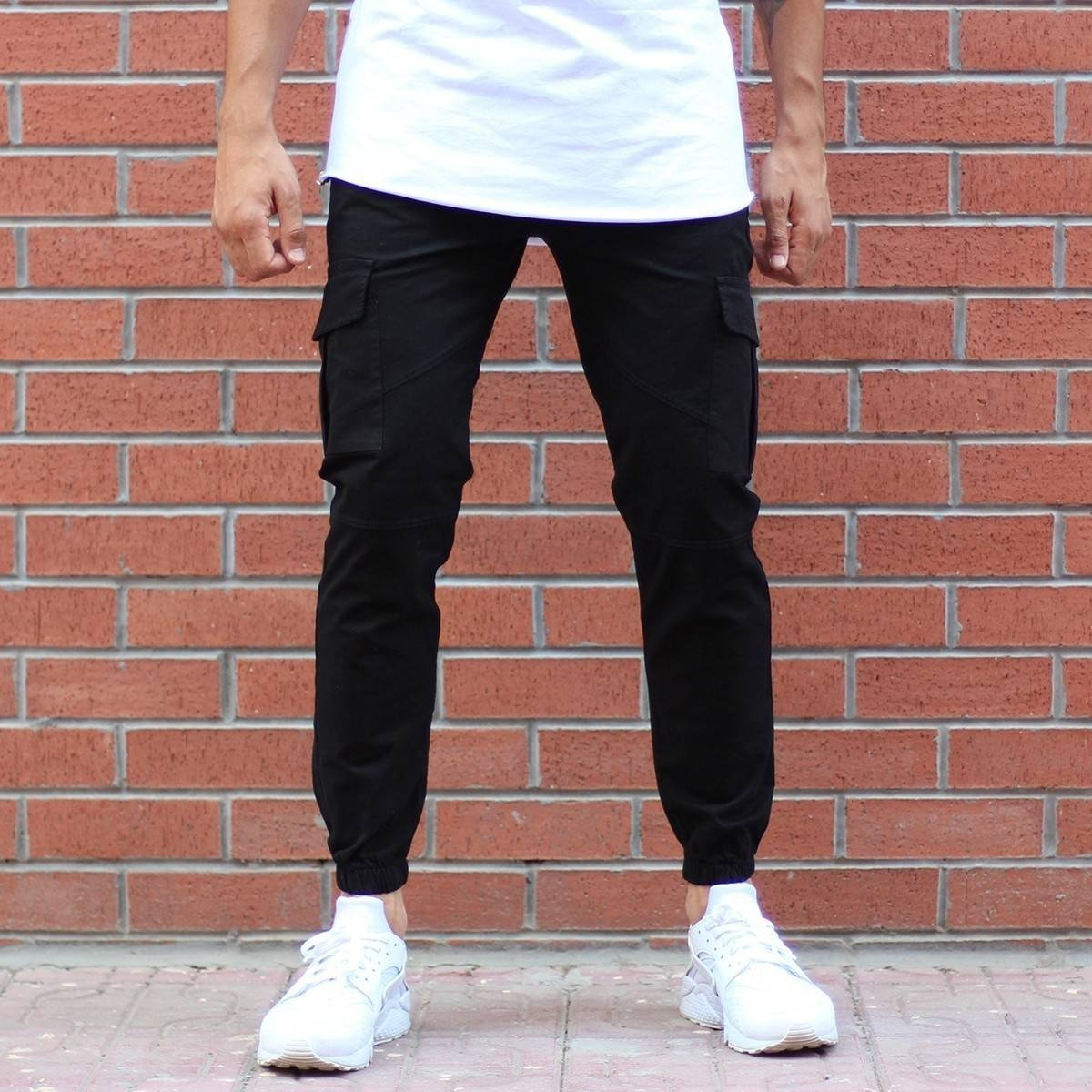 Men's Skinny Cargo Pants In...