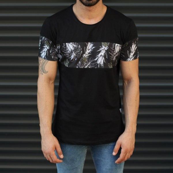 Hombre Camiseta Estampada...