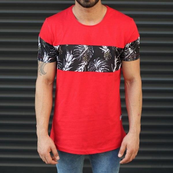 Herren Tailliertes T-Shirt...