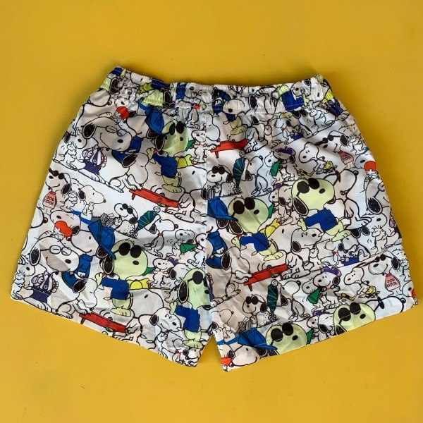 Men's Snoopy Pattern...