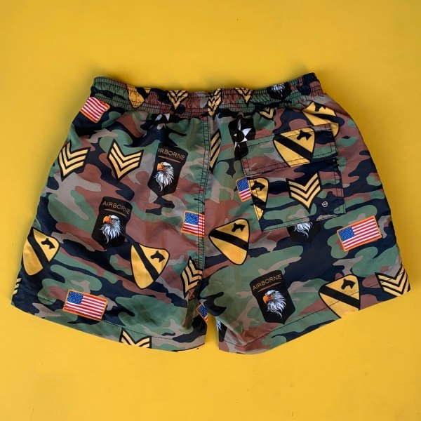 Men's Army Pattern...