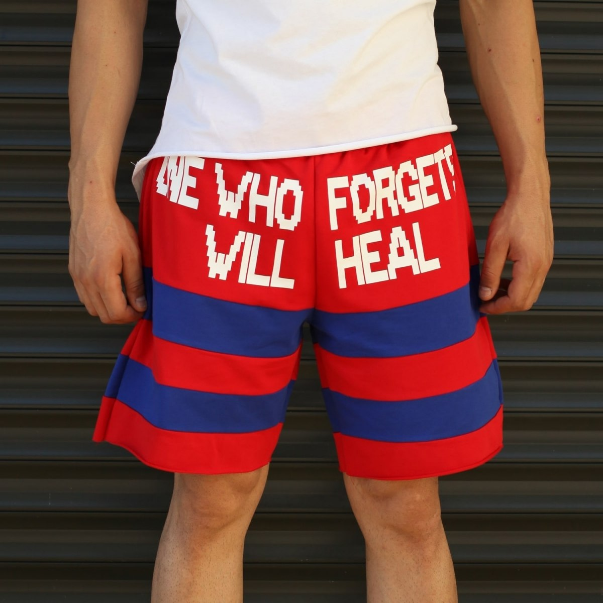Men's Who Forgets Will Heal...