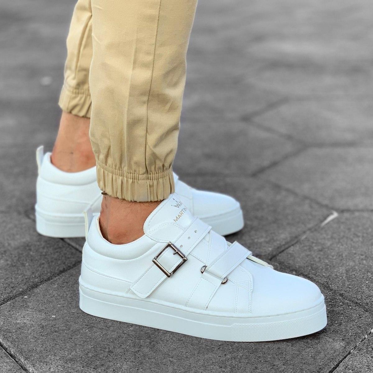 MV Sneaker in Weiß mit...