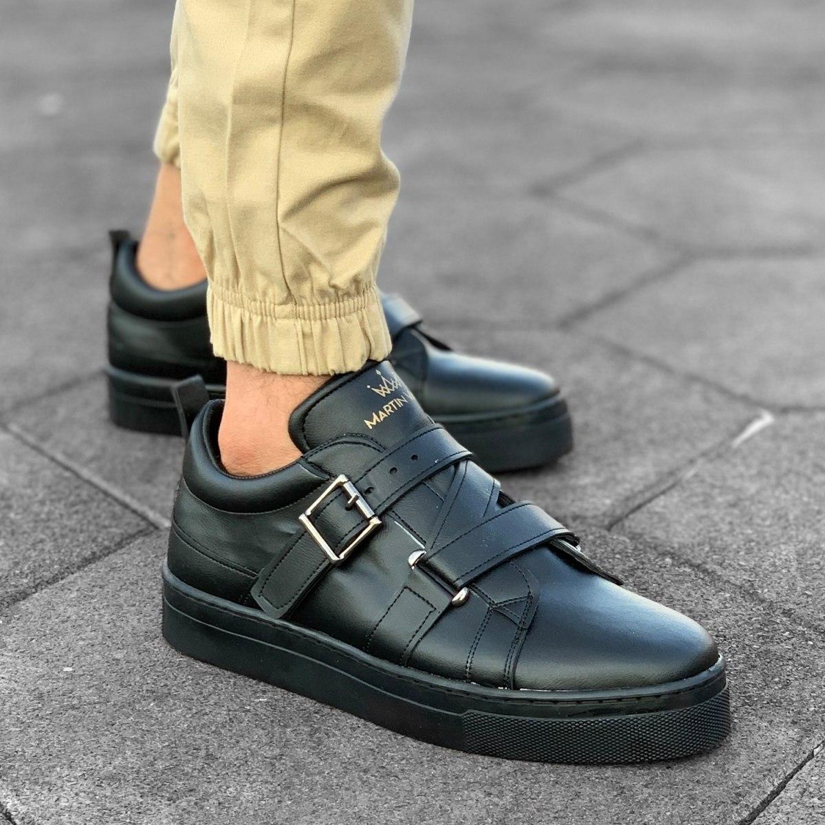 MV Sneaker in Schwarz mit...