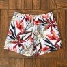 Men's Swim Shorts With Colored Print Light MV Swimwear Collection - 2