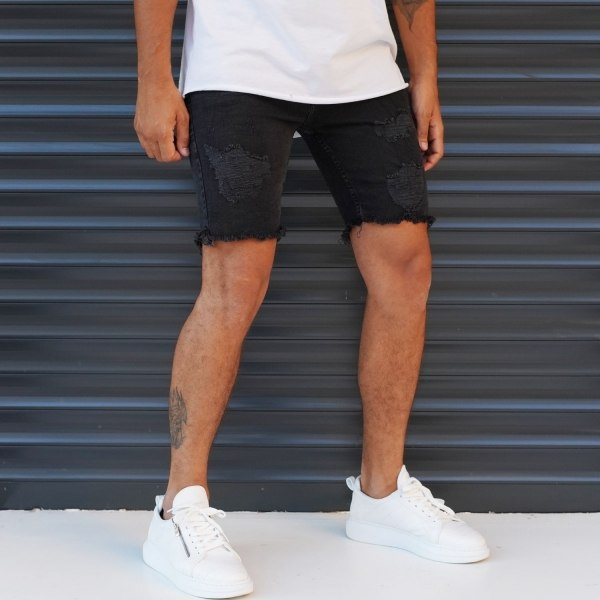 Men's Jean Short With Style...