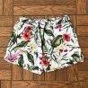 Men's Swim Shorts With Light Floral Print MV Swimwear Collection - 1