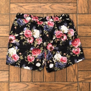 Men's Swim Shorts With Colorful Flower Print MV Swimwear Collection - 2